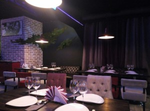 Ресторан – бар «Shafran»